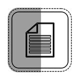 Document paper report Royalty Free Stock Images