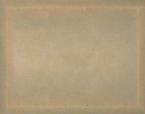 Document textuurachtergrond met natuurlijk kader Royalty-vrije Stock Afbeelding