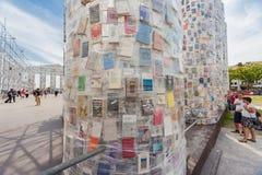 ` Documenta ` w Kasse zdjęcie stock