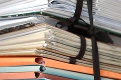 Documentación Foto de archivo libre de regalías