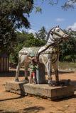 Documentair beeld redactie Tempelfestival India Royalty-vrije Stock Afbeeldingen
