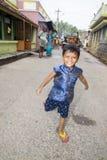 Documentair beeld redactie Tempelfestival India Royalty-vrije Stock Foto