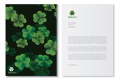 Documentatie voor zaken royalty-vrije illustratie