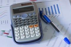 Documenti contabili Immagine Stock Libera da Diritti