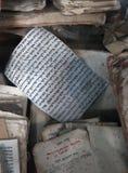 Documenti religiosi Immagini Stock Libere da Diritti