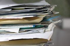 Documento Imágenes de archivo libres de regalías