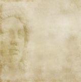Documento antico Immagini Stock