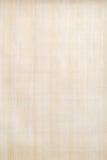 Documento del papiro Fotografia Stock Libera da Diritti