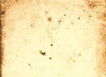 Documento dell'annata fotografia stock