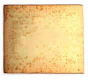 Documento dell'annata di Grunge vecchio Fotografie Stock Libere da Diritti