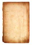 Documento dell'annata su bianco fotografia stock