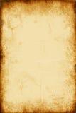 Documento dell'oro Immagini Stock