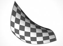 Documento di scacchi Fotografie Stock