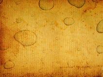 Documento di scarto dell'annata illustrazione vettoriale