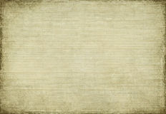 Documento e priorità bassa del grunge tessuta bambù Immagini Stock Libere da Diritti