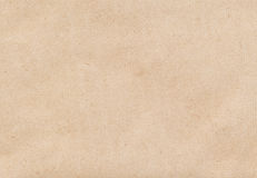 Documento marrone della busta Immagine Stock