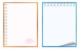 Documento notebooks3 illustrazione di stock