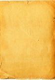 Documento stracciato annata Fotografia Stock