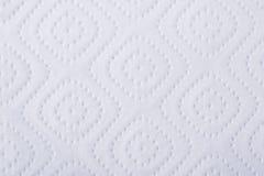 Documento strutturato bianco Fotografia Stock Libera da Diritti