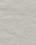 Documento strutturato handmade in bianco grigio Fotografie Stock Libere da Diritti