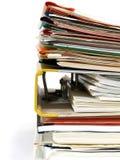 Documentos Foto de archivo