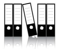 Documentos stock de ilustración