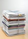 Documentos confidenciales Imagenes de archivo