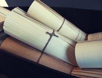 Documentos de papel Fotografía de archivo libre de regalías