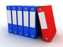 Documents illustration stock