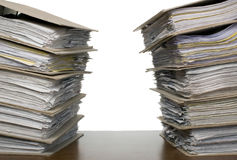 Documents Royalty Free Stock Image