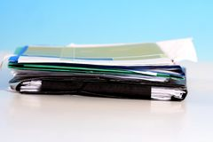 Documents Royalty Free Stock Images