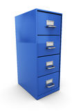 documents hyllan Arkivbild