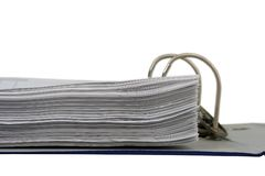 Documents Paper Royalty Free Stock Images