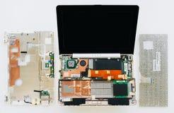 Dodatkowe części laptopu komputer osobisty, notatnik, komputer (,) Zdjęcie Stock