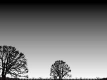 dodatkowe powinny zostać drzewa ilustracja wektor