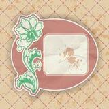 dodatkowy adobe eps formata ilustrator zawiera etykietka rocznika Zdjęcie Royalty Free