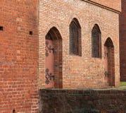 Dodatkowy dwoisty wejście Zdjęcie Stock