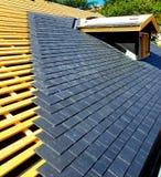 Dodatku specjalnego dach zdjęcia stock