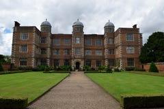 Doddington Hall royalty free stock photo
