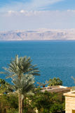 Dode overzees - Jordanië Stock Fotografie
