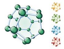 Dodecahedron Royaltyfri Foto