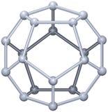 Dodecahedron Arkivfoton