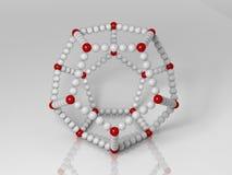 Dodecahedron Fotografia Stock