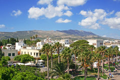 dodecanesse νησί της Ελλάδας kos στοκ εικόνα