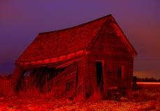 Doden van nacht Stock Foto