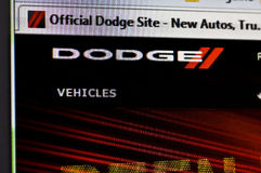 Dodge Royalty Free Stock Photo