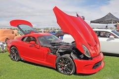 Dodge-Adder Royalty-vrije Stock Afbeeldingen