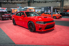 Dodge ładowarka SRT Obraz Royalty Free