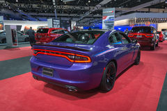 Dodge ładowarka SRT Obrazy Royalty Free