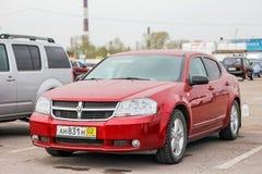 Dodge Avenger Royalty Free Stock Photos